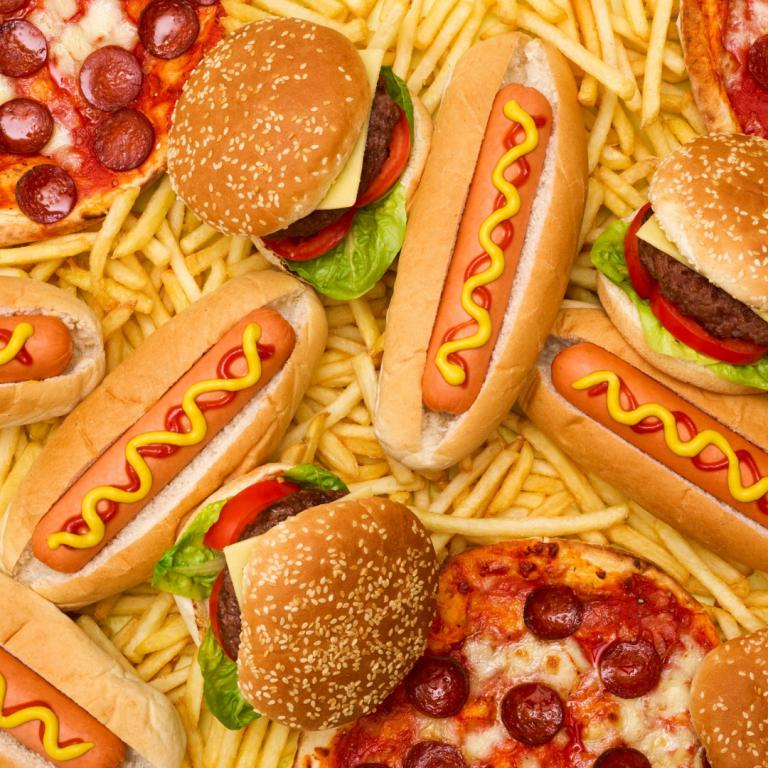 Многото рискове за здравето от преработените храни